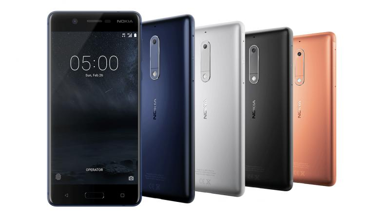 Nokia 9 Android Phone: Carl Zeiss Dual-Camera Coming 2017